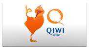 Оплата заказа с помощью терминалов QIWI