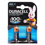 Батарейка AA Duracell LR6 Ultra Power (упаковка 2 шт.)