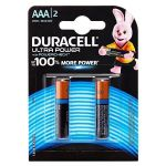 Батарейка AAA Duracell LR03 Ultra Power (упаковка 2 шт.)